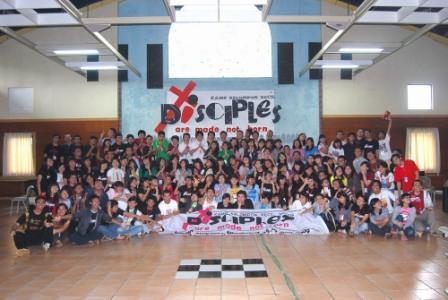 foto bareng peserta K3